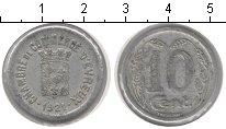 Изображение Монеты Франция 10 сантим 1921 Алюминий VF