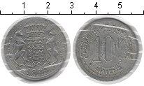 Изображение Монеты Франция 10 сантимов 1920 Алюминий VF