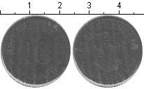 Изображение Монеты Германия : Нотгельды 10 пфеннигов 1917 Цинк VF