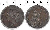 Изображение Монеты Великобритания 1 пенни 1841 Медь XF
