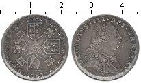 Изображение Монеты Великобритания 6 пенсов 1787 Серебро XF