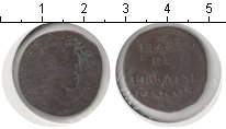 Изображение Монеты Франция 1 лиард 1708 Медь VF