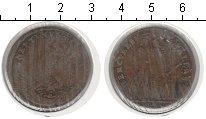 Изображение Монеты Франция Токен 0 Медь