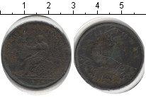 Изображение Монеты Великобритания 1/2 пенни 1800 Медь