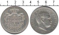 Изображение Монеты Португалия 1000 рейс 1899 Серебро VF