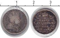 Изображение Монеты Канада 5 центов 1904 Серебро VF