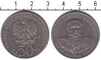 Изображение Монеты Польша 50 злотых 1983 Медно-никель XF