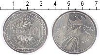 Изображение Монеты Франция 10 евро 2014 Серебро UNC-