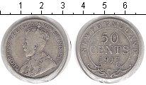 Изображение Монеты Ньюфаундленд 50 центов 1917 Серебро VF
