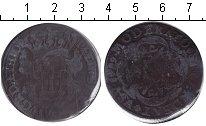 Изображение Монеты Ангола 20 рейс 1699 Медь