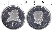 Изображение Монеты Нидерланды 5 евро 2015 Посеребрение UNC-