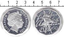 Изображение Монеты Австралия 50 центов 2012 Серебро Proof-