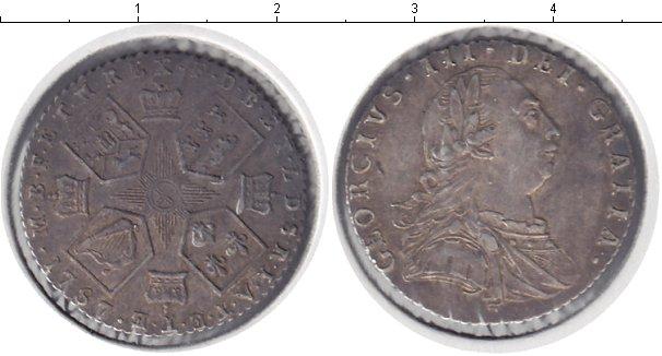 Картинка Монеты Великобритания 1/2 шиллинга Серебро 1787