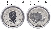 Изображение Мелочь Канада 20 долларов 2013 Серебро Proof-