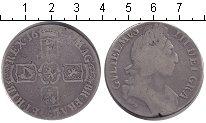 Изображение Монеты Великобритания 1 крона 0 Серебро  1690 года. Вильям II