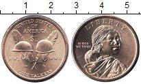 Изображение Мелочь США 1 доллар 2016 Медно-никель UNC-