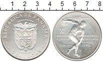 Изображение Монеты Панама 5 бальбоа 1970 Серебро
