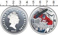 Изображение Монеты Ниуэ 2 доллара 2013 Серебро Proof
