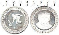 Изображение Монеты Испания 2000 песет 2013 Серебро Proof-