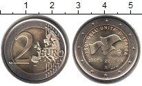Изображение Монеты Италия 2 евро 2011 Биметалл XF
