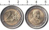 Изображение Монеты Италия 2 евро 2010 Биметалл XF