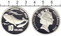 Изображение Мелочь Австралия 10 долларов 1996 Серебро Proof