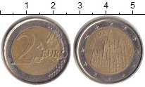 Изображение Монеты Испания 2 евро 2012 Биметалл VF