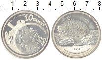 Изображение Монеты Франция 10 евро 2013 Серебро Proof-