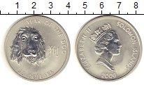 Изображение Монеты Соломоновы острова 25 долларов 2006 Серебро UNC