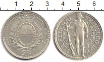 Изображение Монеты Швейцария 5 франков 1934 Серебро XF Стрелковый фестиваль
