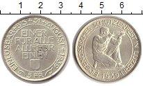 Изображение Монеты Швейцария 5 франков 1939 Серебро XF