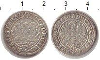 Изображение Монеты Саксония 3 крейцера 1657 Серебро