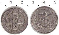 Изображение Монеты Швейцария 5 батзен 1826 Серебро