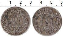 Изображение Монеты Швейцария 10 крейцеров 1747 Серебро VF