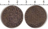 Изображение Монеты Швейцария 1 батзен 1708 Серебро VF