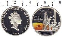 Изображение Монеты Ниуэ 1 доллар 2013 Серебро Proof-