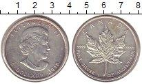 Изображение Монеты Канада 5 долларов 2010 Серебро UNC-