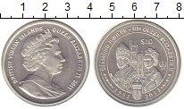 Изображение Монеты Виргинские острова 10 долларов 2011 Серебро Proof