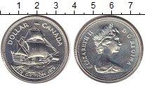 Изображение Монеты Канада 1 доллар 1979 Серебро UNC-