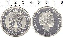 Изображение Монеты Острова Кука 10 долларов 2012 Серебро UNC