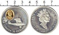 Изображение Монеты Канада 20 долларов 1992 Серебро Proof-