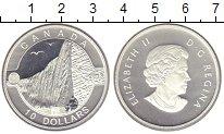 Изображение Монеты Канада 10 долларов 2013 Серебро Proof