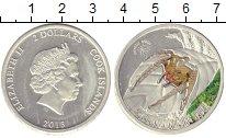 Изображение Монеты Острова Кука 2 доллара 2013 Серебро UNC