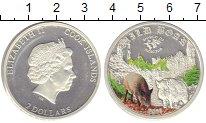 Изображение Монеты Острова Кука 2 доллара 2014 Серебро UNC