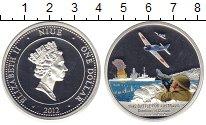 Изображение Монеты Ниуэ 1 доллар 2012 Серебро Proof- Елизавета II. Австра