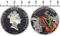 Изображение Монеты Ниуэ 1 доллар 2014 Серебро Proof-
