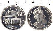 Изображение Монеты Гибралтар 14 экю 1994 Серебро Proof- Евросоюз. Германия и