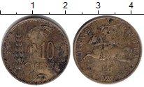 Изображение Монеты Литва 10 сенти 1925  VF