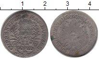 Изображение Монеты Гамбург 2 шиллинга 1727 Серебро VF