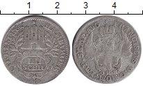 Изображение Монеты Гамбург 4 шиллинга 1762 Серебро VF